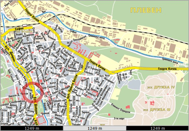 Karta Ofis Pleven Trgovski Sistemi Blgariya